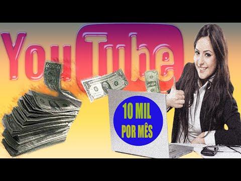 Como Ganhar Dinheiro no Youtube 2021  Passo a Passo de Como Ganhar Dinheiro no Yotube
