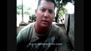 preview picture of video 'Yosuel González acosado por la Seguridad del Estado'