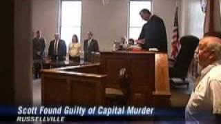 Christie Scott Found Guilty of Murder In Autistic Son's Death