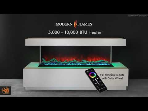 Landscape Pro Multi-Side Electric Fireplace