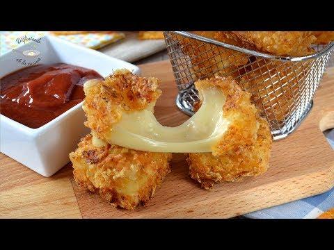Bocaditos de queso crujientes, fáciles y deliciosos. CONCURSO BLOGUEROS COCINEROS