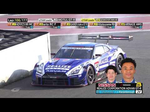 スーパーGT第5戦富士500マイルレース レース実況動画 PART14