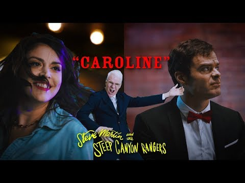 Invoice Hader and Cecily Sturdy star in Steve Martin's new music video · Newswire · The A.V. Membership