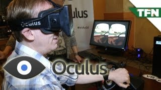 Oculus Rift Hands-On