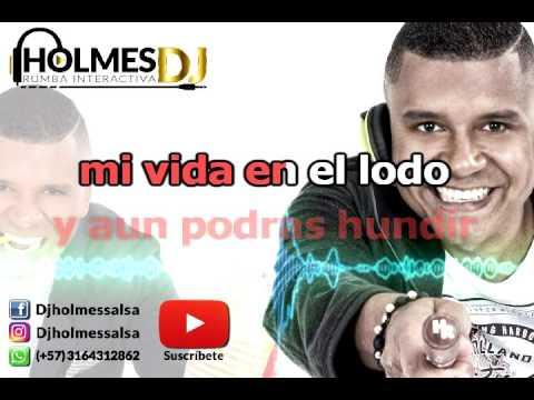 Este Amor Jamas / Alex Leon / Video Lirycs Letra / Holmesdj