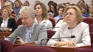 Конференция в честь 100-летия комиссии по делам несовершеннолетних