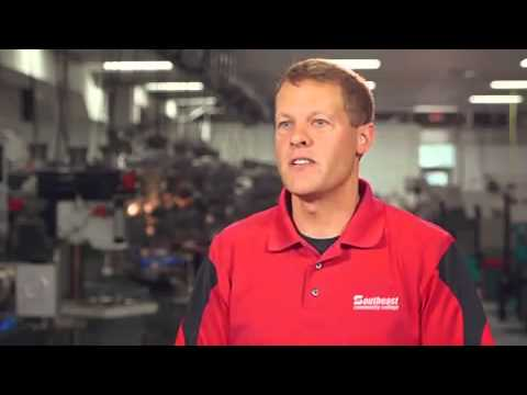 SCC Manufacturing, Precision Machining and Electrical-Electromechanical Programs: video