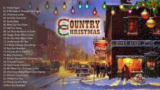 Best Old Country Christmas Songs Of All Time – Classic Country Christmas Music Playlist