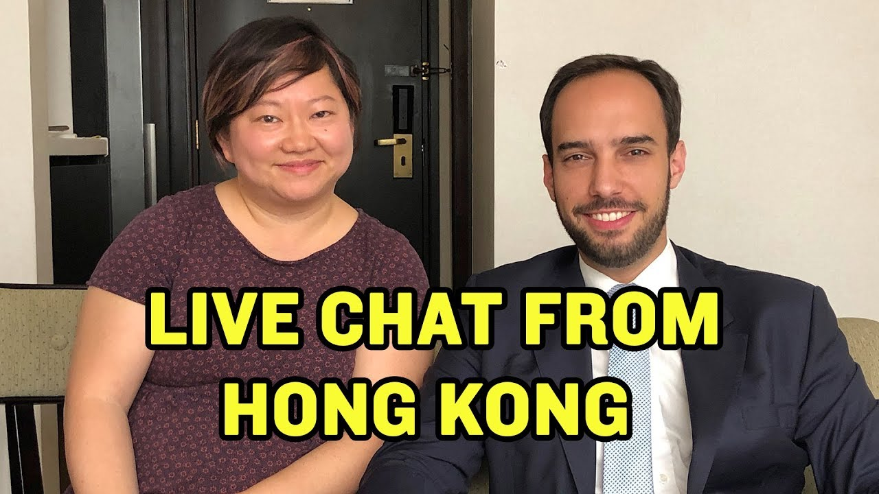 LIVE IN HONG KONG 1: Chris and Shelley Answer Fan Questions | China Uncensored thumbnail