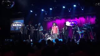 Anthony Hamilton (Live) - Never love again