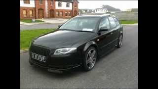 audi a4 8e s line tuning - most popular videos