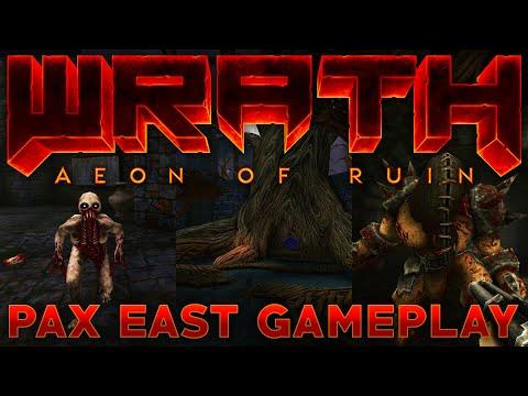 WRATH: Aeon of Ruin [PAX Pre-Alpha Gameplay] de Wrath : Aeon of Ruin
