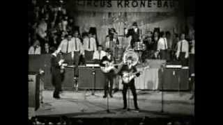 The Beatles - Rock and Roll music.(Munchen 1964)