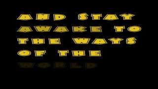 Wu-Tang Clan - C.R.E.A.M(Inspectah deck verse) - Kinetic lyrics