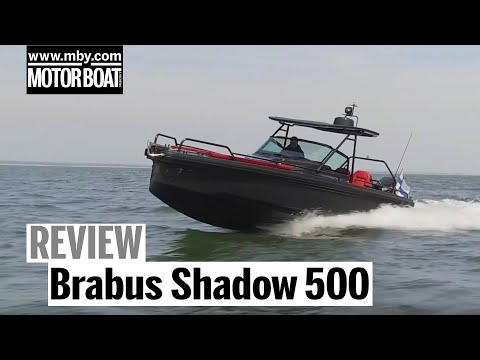 Brabus Shadow 500 | Review | Motor Boat & Yachting