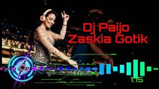 Dj Paijo - Zaskia Gotik Music Slow Terbaru 2019 Full Bass