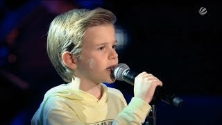 Nils D.  || Michael Jackson - Heal The World || The Voice Kids 2019 (Germany)