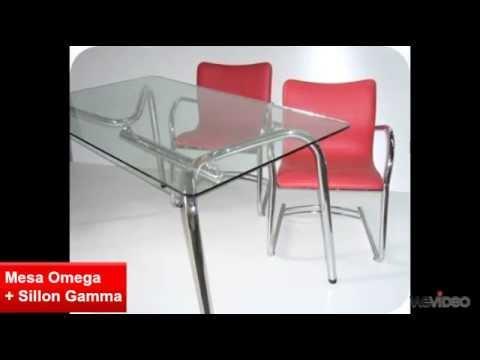 Mesas - Sillas - Taburetes - Sillon p/ Sala de Estar - Cocina Comedor y Oficina