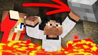 ЭТА КНОПКА ЗАТРОЛИЛА ВСЕХ! - Minecraft: Найди все Ютуб кнопки!