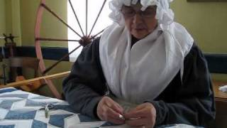 Quilting Party In Rose Bank Cottage
