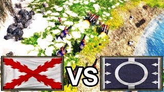 H2O Tries Spain Against The Unparalleled Balance Masterpiece That Is RE Patch Iroquois