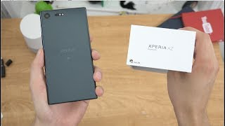 Sony Xperia XZ Premium Unboxing and First Impressions!