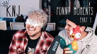 KNJ Funny Moments Part 1