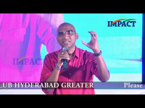 Praveen Kumar |TELUGU IMPACT Hyd Apr 2017