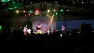 La Santa Cecilia - Monedita (Live @ Pachanga Latino Music Festival 2014, Fiesta Gardens, Austin, TX)