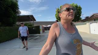 CRAZY DOG LADY AND HER HUSBAND ATTACK AND CALL THE COPS ON US