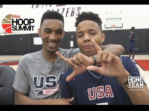 2016 Nike Hoop Summit: All Access Episode - De'Aaron Fox, Josh Jackson, Markelle Fultz