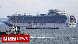 Coronavirus: Ten passengers on cruise ship test positive for virus - BBC