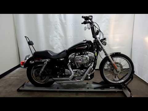 2009 Harley-Davidson Sportster 1200 Custom in Eden Prairie, Minnesota - Video 1