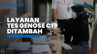 LayananTes GeNose C19 Ditambah di Beberapa Stasiun, PT KAI: Syarat untuk Penumpang Kereta Jarak Jauh