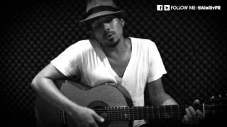 Mas y mas- acústico- Robi Draco Rosa (MI VERSION ACUSTICO by: Ale Riv)