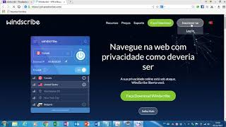 Windscribe VPN - 60 GB per month for 1 year - hmong video