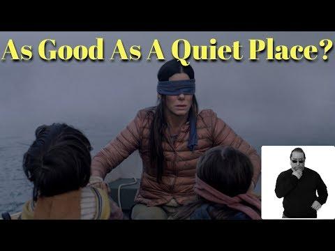 Bird Box With Spoilers  Movie Reviews