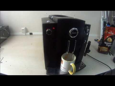 Ремонт и обслуживание кофемашин Jura