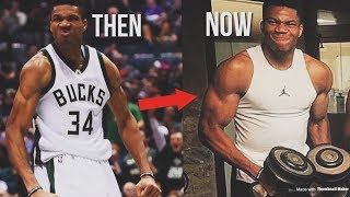 Giannis Antetokounmpo INSANE! Offseason Body Transformation | Muscle Growth & Future MVP?