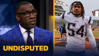Dont'a Hightower opting out of playing is a monumental loss for Pats — Shannon | NFL | UNDISPUTED