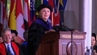 Clinton on election loss: Chardonnay helped