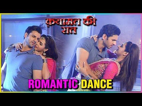 Sanjana & Raghav ROMANTIC Dance | Qayamat Ki Raat