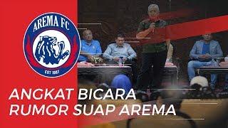 Hamka Hamzah Turut Angkat Bicara Terkait Rumor Suap yang Diterima Arema FC