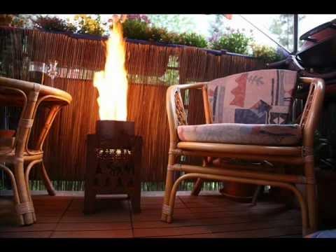 Holz-Pelletbrenner von feuerwunder24.de im Einsatz