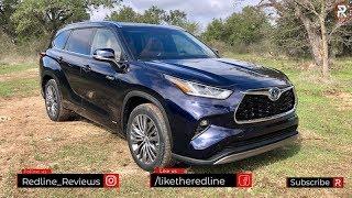 Toyota Highlander (XU70) 2019 - dabar