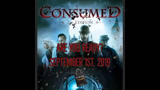 SEPTEMBER 1ST: CONSUMED RETURNS