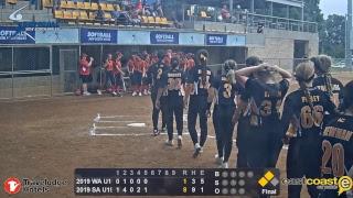 U19 Womens Australian Championships - Game 1 - SA vs WA