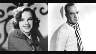 Judy Garland & Al Jolson...Pretty Baby