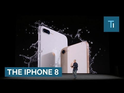Here's the new iPhone 8
