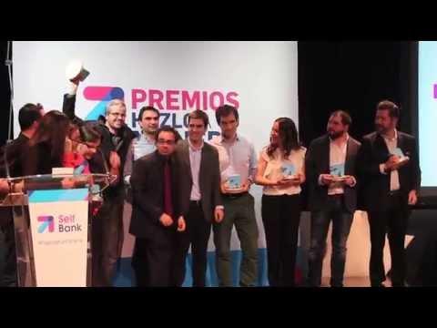 Premios Hazlo a tu manera - SelfBank premia a los 'selfiters' del año.